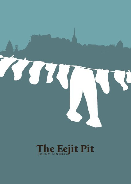 "The Eejit Pit by Jenny Lindsay Jenny Lindsay is a writer, poet and spoken word promoter who lives in Edinburgh. She started performing poetry in 2002 aged 20, and since then has appeared at a number of festivals and events including the Cheltenham Literature Festival, Latitude, Edinburgh International Book Festival and Stanza. She has showcased the best in UK spoken word through The Big Word (2002 - 2008), Is This Poetry? (2010), and is one half of the duo behind Edinburgh's newest literary-themed cabaret Rally & Broad. Her first full collection was The Things You Leave Behind (Red Squirrel Press, 2011). ""Full of hope, humanity and humour…She writes defiantly, eloquently and inspiringly."" (Andrew Eaton, The Scotsman)  ISBN: 978-0-9576363-1-6 Reviews for The Eejit Pit Elizabeth Rimmer, The Scottish Review of Books: ""[Jenny Lindsay is] justly renowned as a virtuoso performance poet. […] The Eejit Pit is a snapshot of an accomplished performer, but also a work of art in its own right."" Sally Evans, Poetry Scotland Reviews: ""[These are] poems of confidence and substance. She can be expansive or minimal, cheerful and funny, or less cheerful but still funny."" Harry Giles, Sidekick Books: ""Whether it's in sarcastically loving odes like Edinburgh or bitter zeitgeist narratives like Tick, the voice that sounds clearly is of 21st century anger, scunnered by self-consciousness and lightened by cautious hope. […] The Eejit Pit is a rich and complex way marker of our journey through […] the continuing debates between performance poets and page poets.""  The poems: Edinburgh The Things You Leave Behind Intimacy Taking Back the Night I Promise I Will Not Fall in Love With You Tick Mirrors The Truth The Eejit Pit"