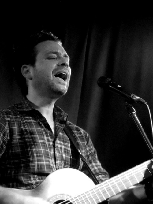 Adam Cohen @ The Spirit Store. November 2011.