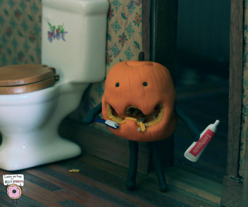Cuddles And Rage: PUMPKIN HYGIENEby Cuddles and Rage  http://bit.ly/TkXL7z