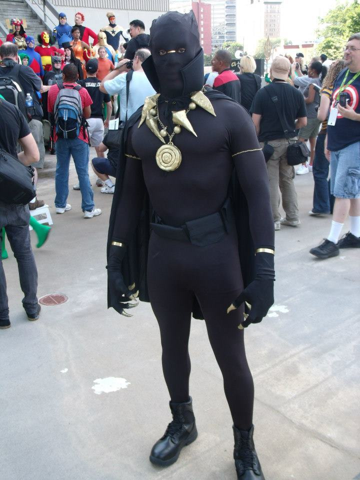 X Character: Black Panther Series: Marvel Comics