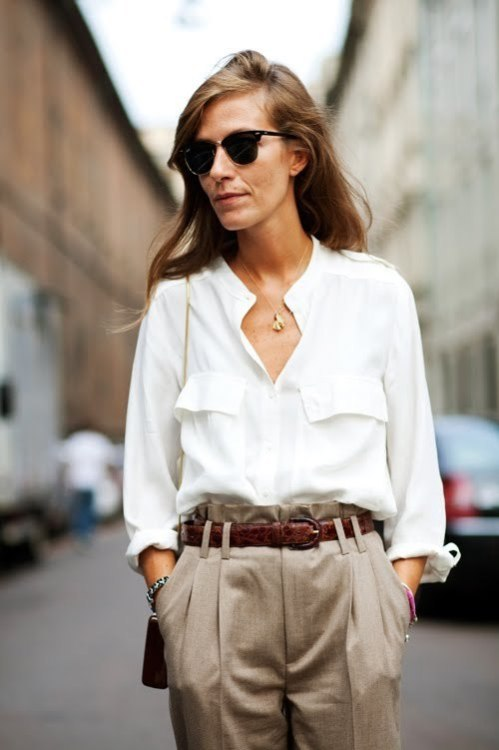 nsana:  Great sunglasses, simple top. Love.