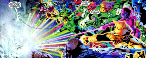 Blackest Night #8