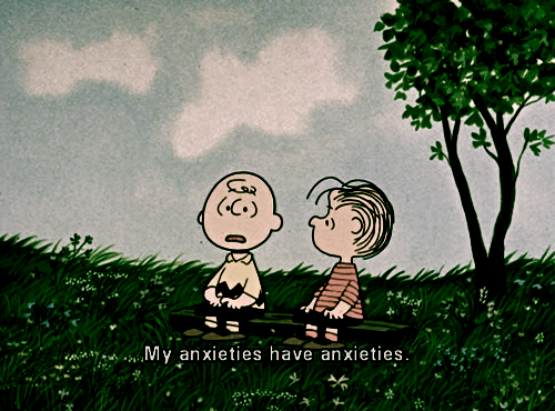 Peanuts: Existential horror disguised as family entertainment.
