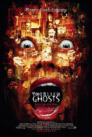 "I am watching 13 Ghosts                   ""Scary movies for the night.""                                Check-in to               13 Ghosts on GetGlue.com"