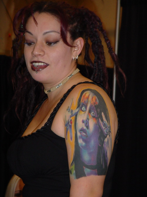 Body Art Expo, Pomona, January 2006