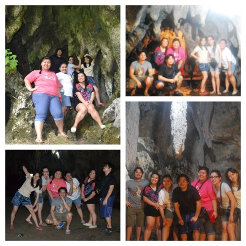 Group cave pictures!!!