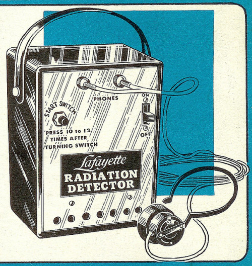 Budget Geiger Counter 1955 by Todd Ehlers on Flickr.