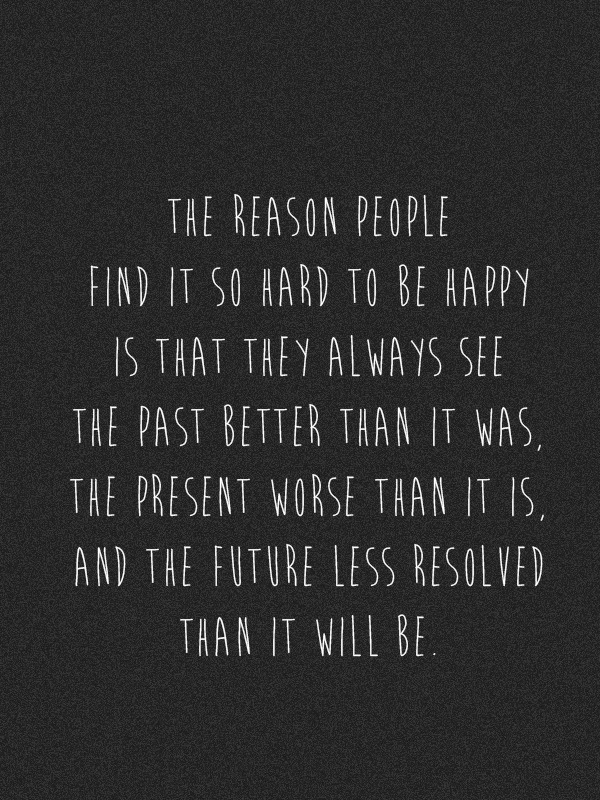 Secret of Happiness.