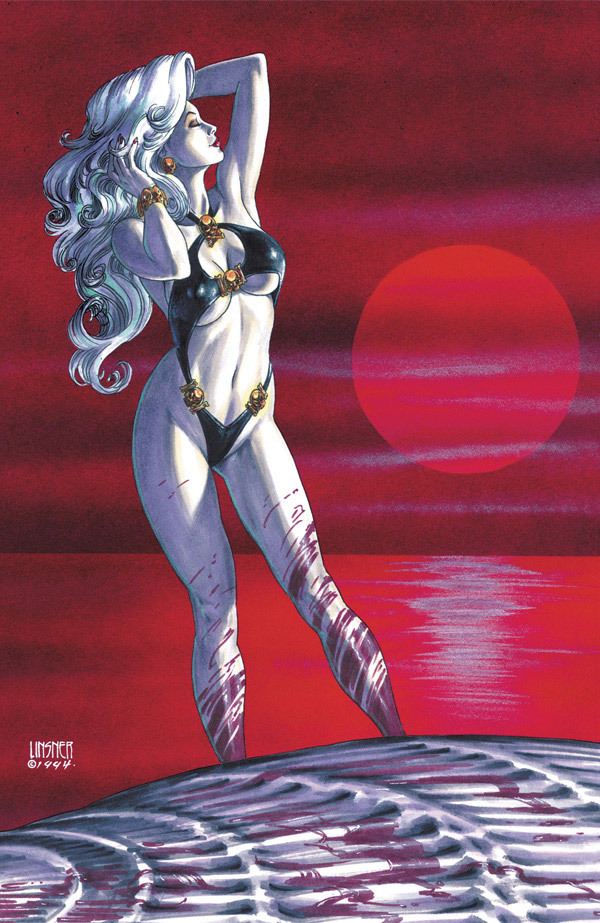 Lady Death: Joseph Michael Linsner Edition