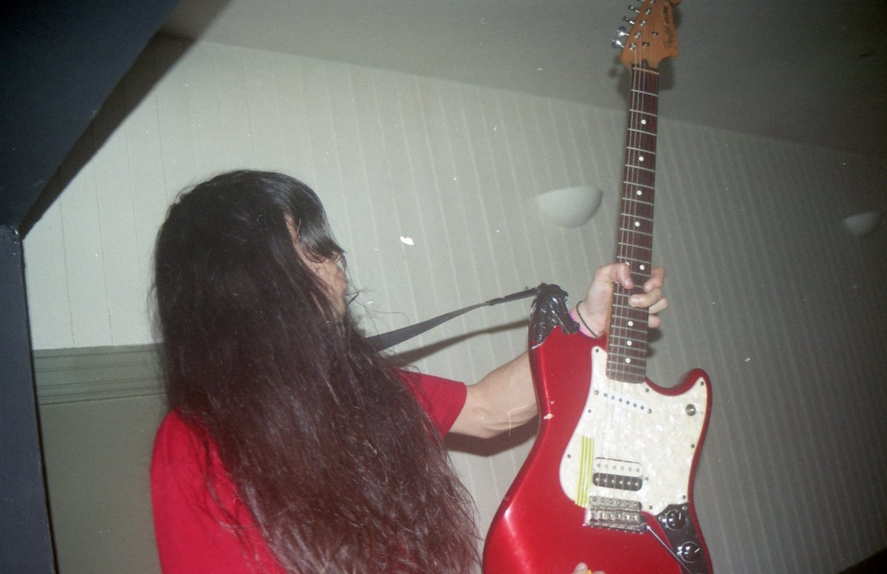 Bo Ningen in The Compass, Chester http://elmhphotography.tumblr.com/