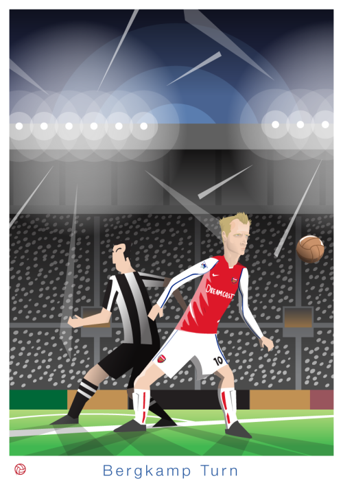 Bergkamp Turn PURCHASE HERE