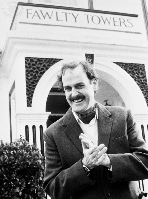 heyoscarwilde:  Happy Birthday 73rd Birthday John Cleese (b. October 27, 1939) via Encyclopaedia Britannica