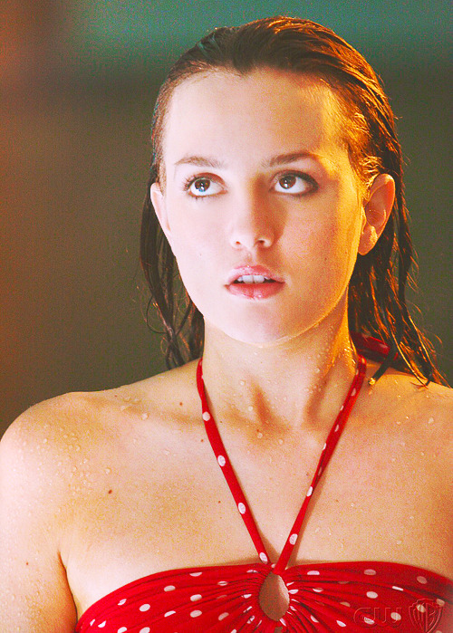 Leighton Meester, Gossip Girl season 1, still