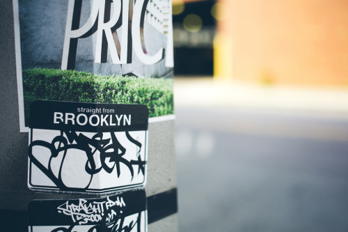 Title: Brooklynite.Love the depth of field in this shot, as well as the tones in the bokeh. Silky smooth goodness all around. Photo taken with a Canon EOS 5D Mark III and their EF 40mm f/2.8 STM pancake lens.