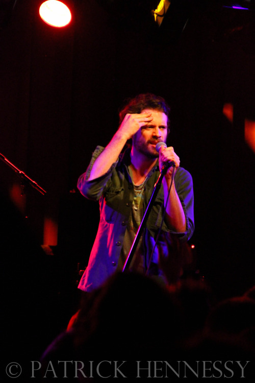 pathennessy:  Father John Misty @ The Paradise 10/25/12