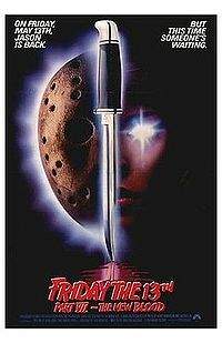 "I am watching Friday the 13th Part VII: The New Blood                   ""on the final leg!""                                Check-in to               Friday the 13th Part VII: The New Blood on GetGlue.com"