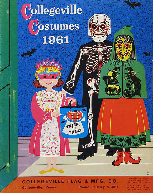 gravesandghouls:  Collegeville's 1961 Costume Catalogue (x)