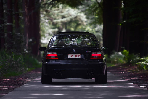 paolomanalo:  Move the fuck over. ~ BMW E39 ///M5