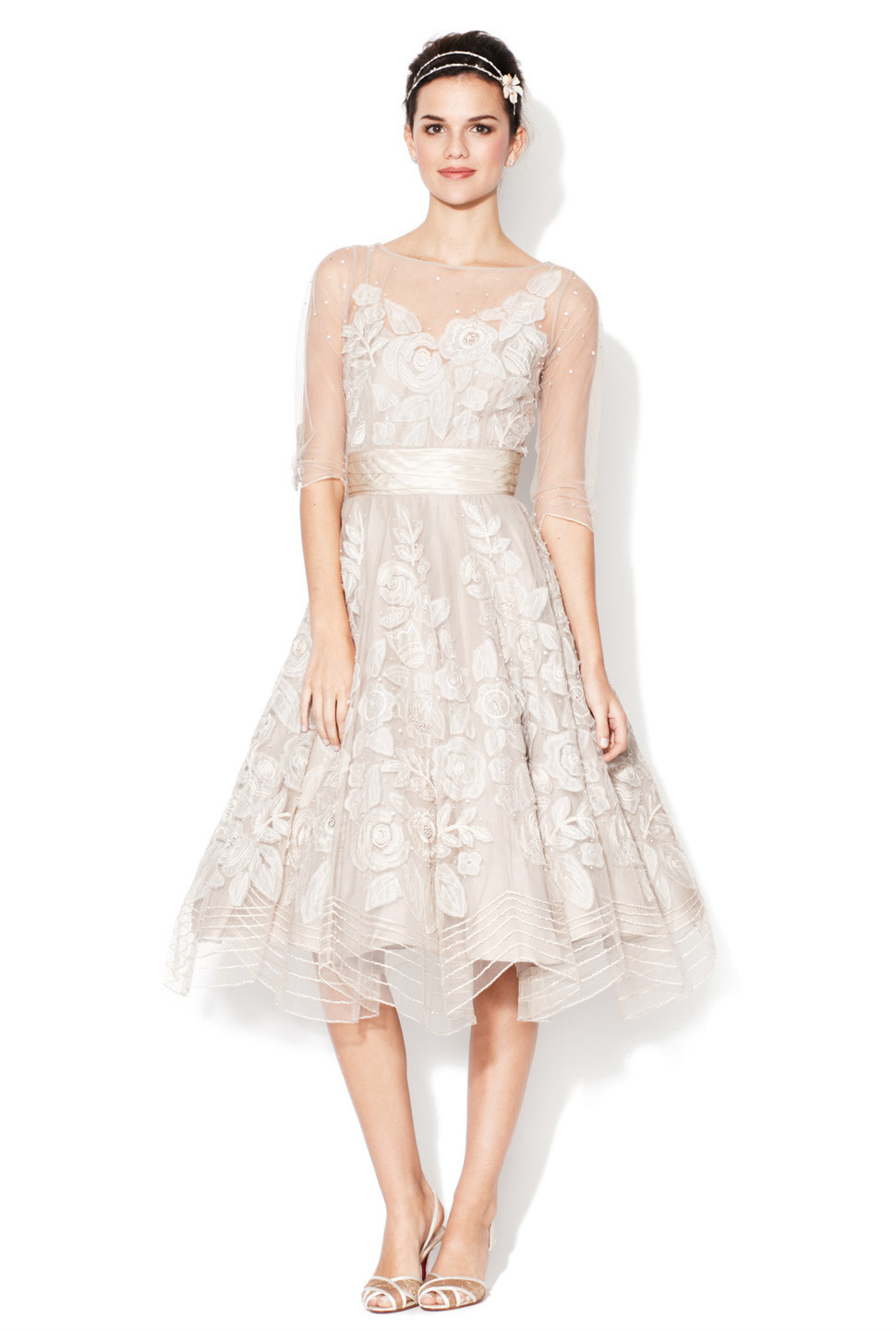 [Tulle Era Dress by BHLDN]