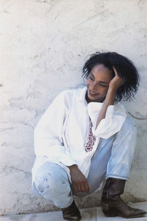 malesoulmakeup:  Sade Adu - Mannish Icon http://malesoulmakeup.wordpress.com/