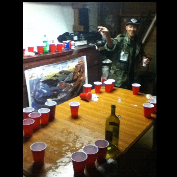 #beerpong #pong #halloween #drunk #highlife #games #fun