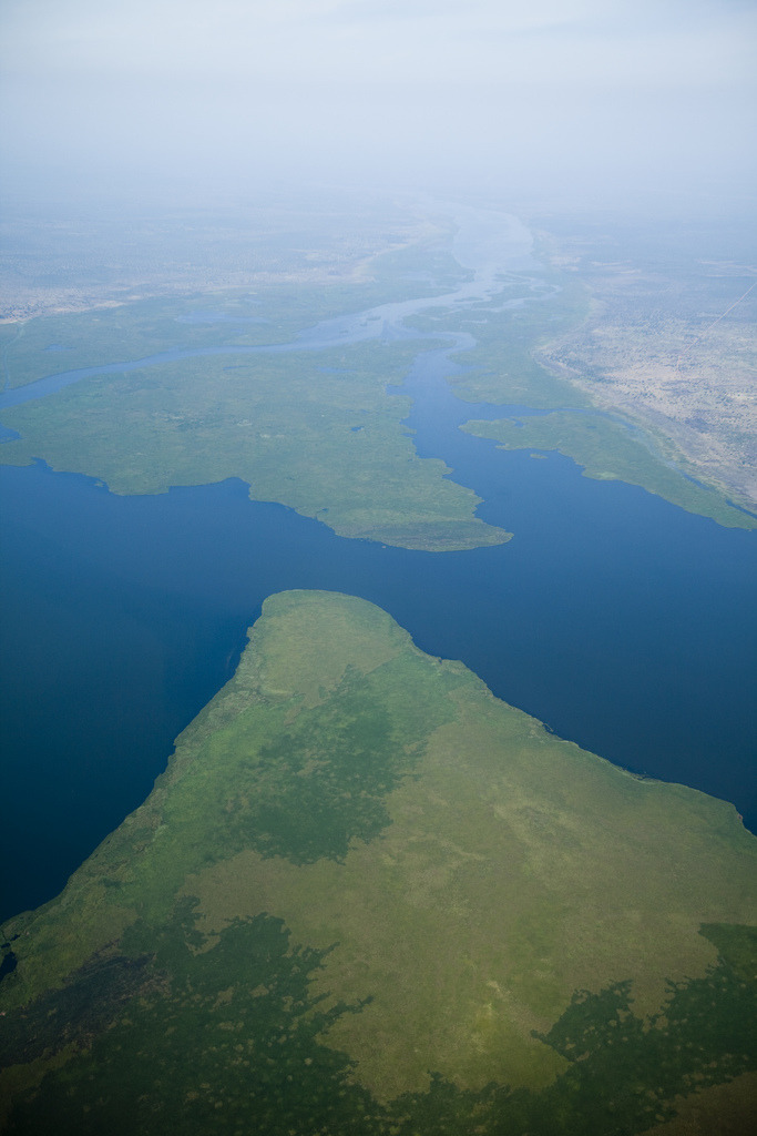 cornersoftheworld:  Above Uganda (by austinmann)