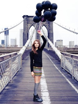 nimue smit H&M brooklin bridge