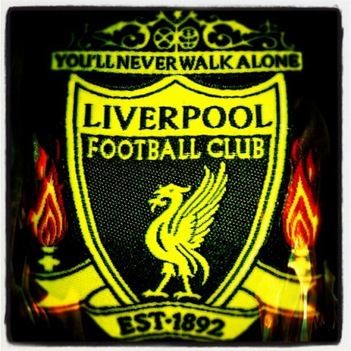 The Mighty Reds, can't wait til tomorrow. Hope it's a good one :) #lfc #football #footy #premiership #Liverpool