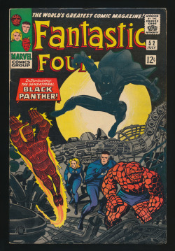 Fantastic Four #53(Jul. 1966)