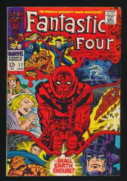 Fantastic Four #77(Aug. 1968)