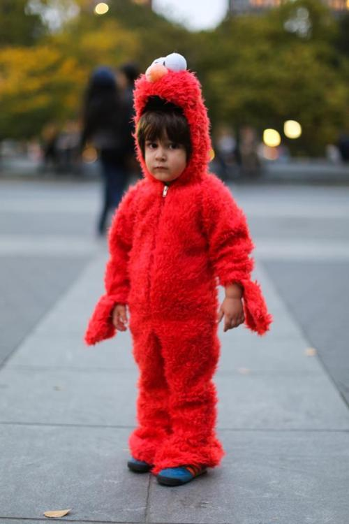 humansofnewyork:  It's the most wonderful time of the year.  Happy Halloween weekend.