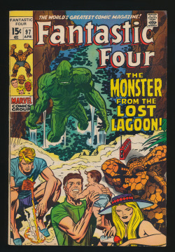 Fantastic Four #97(Apr. 1970)