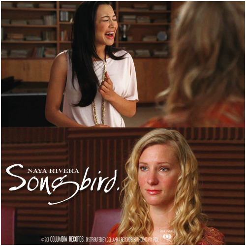 2x19 Rumours | Songbird Requested Alternative Cover 'The Infinite Brittana Series'