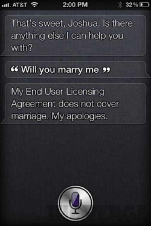 You won't believe some of the things Siri says! #4 is hilarious! - ad http://goo.gl/jp3WY