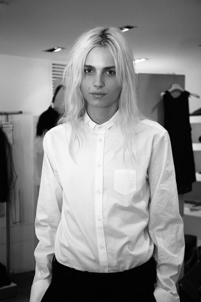 an-andrej-pejic-blog:  Shot by Donald J. May 2011