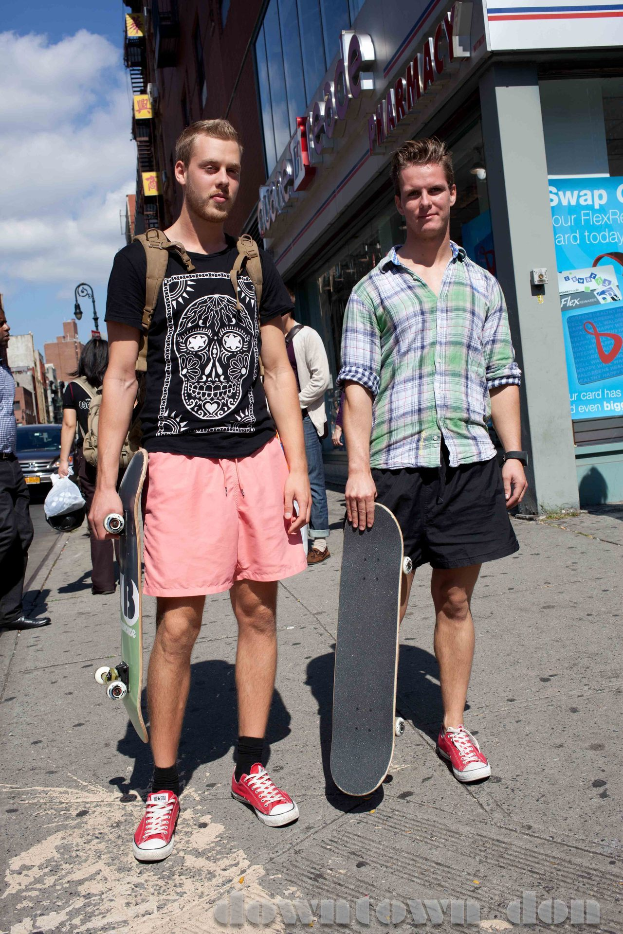 Dutch Skate kids. #nyc #streetstyle #fashion #mens