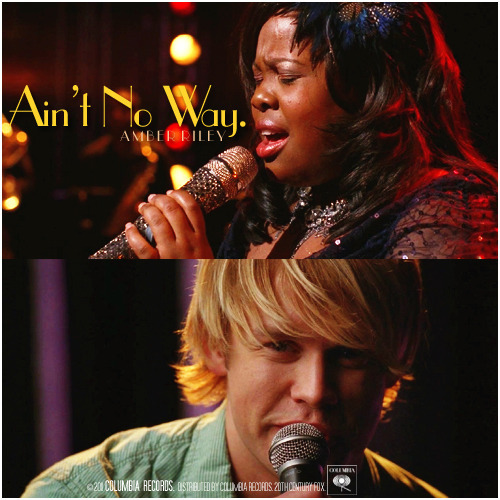 2x17 A Night Of Neglect | Ain't No Way Alternative Cover 'Lovely Samcedes Series'