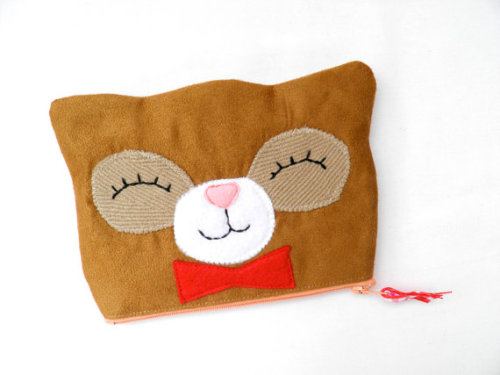 Kitty pouch! :)