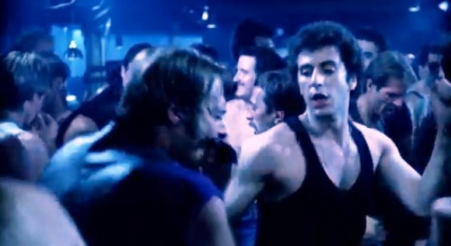 Watching Al Pacino hit the dance-floor in the movie, Cruising, a gentle romantic comedy from 1980, still brings a smile to my face and a popper to my nose. This is how you TURN IT OUT people.