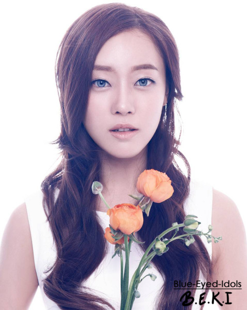 BLUE EYED K-POP IDOLS: #413 Koh Woori - Rainbow