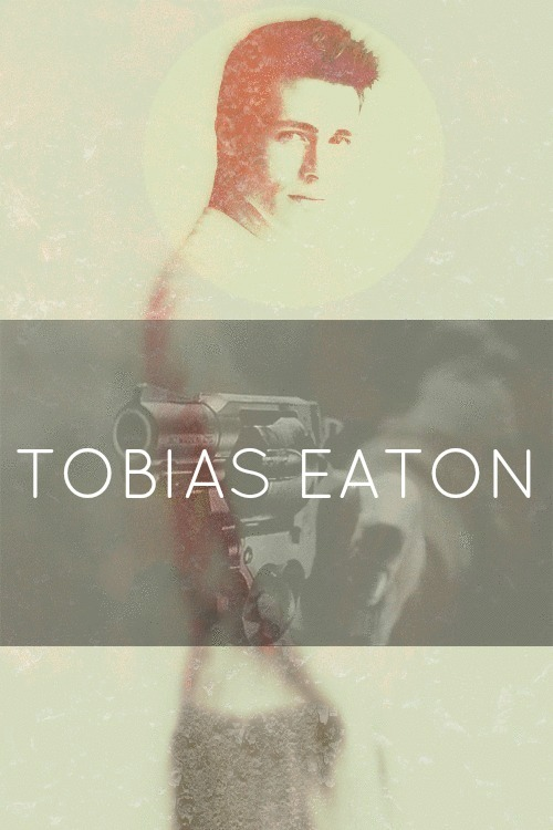 crackships-were-meant-to-fly:  TOBIAS EATON.
