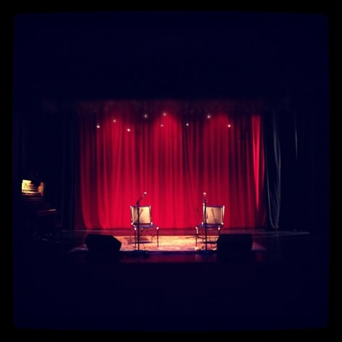 Winterpills on at 8:30.  (at Largo at the Coronet)