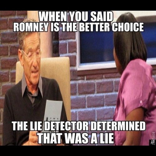 mizzladyt:  Yess #TeamObama #true #truth #maury #lies #vote #2012