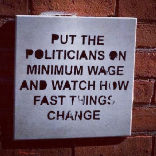 Werd. #truth #fact #politics  (at The Pussy Palace)