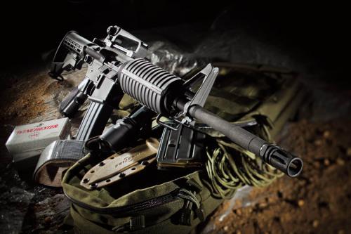SIG Sauer M400Credit: Sistaff