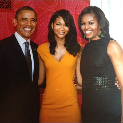 chaneliman:  Moving FORWARD with the Obamas !!! 🇺🇸