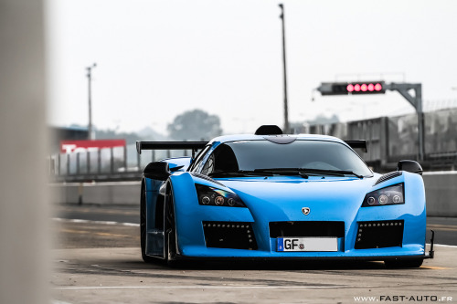 automotivated:  Gumpert Apollo S (by Fast-Auto.fr)