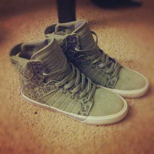 The start of something beautiful <3 #supra #love #shoes  #beautiful