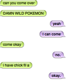 pretty much all of me and my friend's conversations in a nutshell
