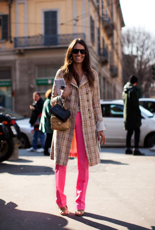 Fashion Week - Street Style